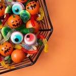 halloween candy cavities